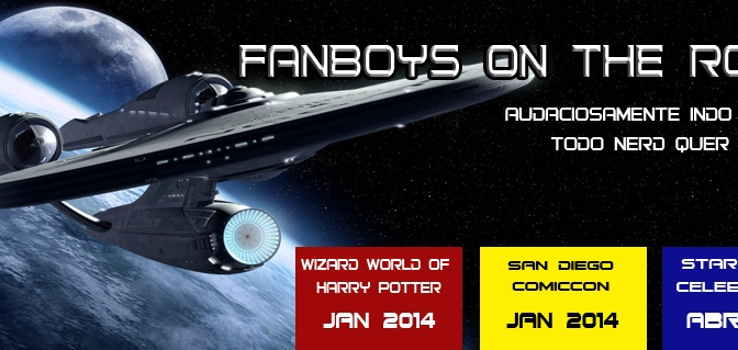 Fanboys on The Road – NOVOS DESTINOS